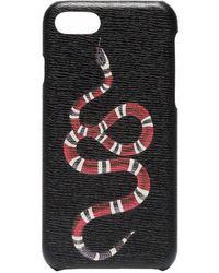 Gucci Polyurethane Cover - Black