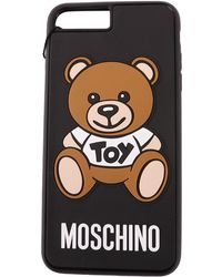 Moschino Black Acrylic Cover
