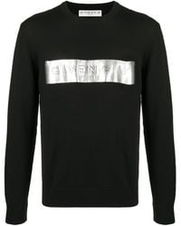 Givenchy - WOLLE SWEATER - Lyst