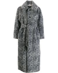 DSquared² - Polyester Coat - Lyst