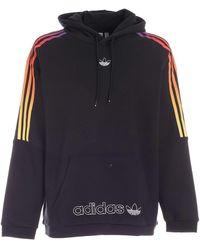 adidas Cotton Sweatshirt - Black