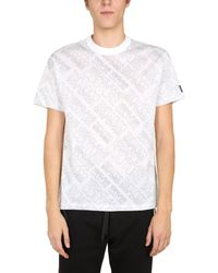 Versace Jeans Couture T-SHIRT - Weiß