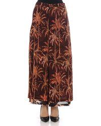 Scotch & Soda Polyester Skirt - Multicolour