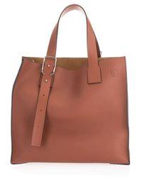 Loewe Briefcase - Brown