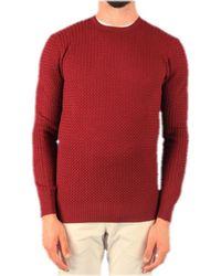 Gran Sasso Wool Sweater - Red