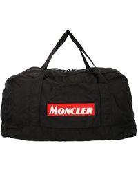 Moncler Travel Bag - Black