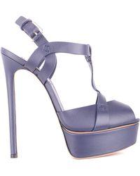 Casadei Heels - Blue