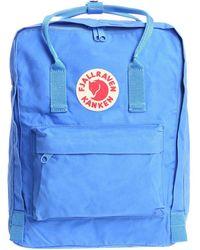 Fjällräven Kånken Light Blue Nylon Backpack