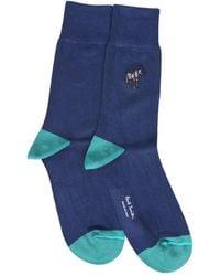 Paul Smith Socks - Blue