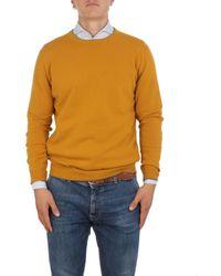 Altea Yellow Wool Sweater