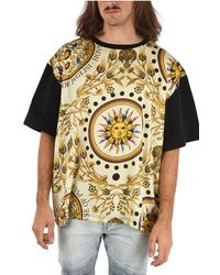 Fausto Puglisi Polyester T-shirt - Black