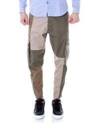 Imperial Green Cotton Pants