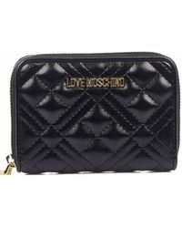 Love Moschino Wallet - Black
