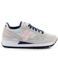 Saucony SYNTHETISCH FASERN SNEAKERS - Grau