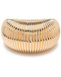 Lanvin Arpege Cuff Bracelet - Metallic