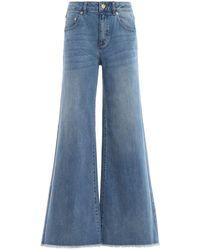 Michael Kors Cotton Jeans - Blue