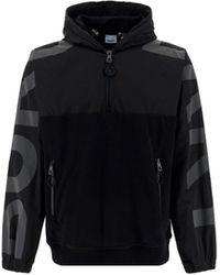 Burberry 8045687black andere materialien sweatshirt - Schwarz