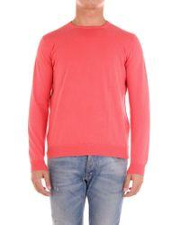 Della Ciana - Pink Wool Jumper - Lyst