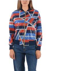 Herno Polyester Jacket - Blue