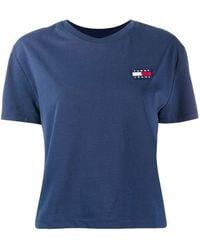 Tommy Hilfiger Cotton T-shirt - Blue