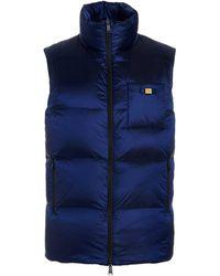 Fendi Other Materials Vest - Blue