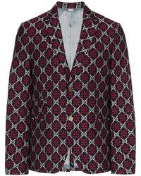 Gucci - Cotton Blazer - Lyst