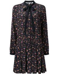 McQ Black Polyamide Dress
