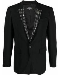 DSquared² Wool Blazer - Black