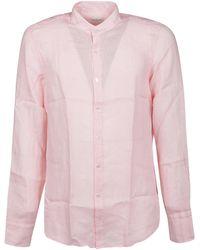 Bagutta Other Materials Shirt - Pink