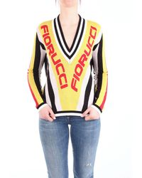 Fiorucci Yellow Wool Sweater