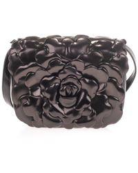 Valentino Garavani Other Materials Shoulder Bag - Black