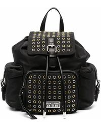 Versace Jeans Couture Versace Jeans Polyamide Backpack - Black