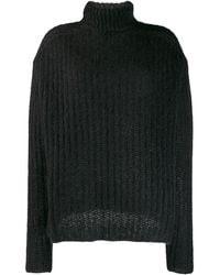 Marni Black Wool Jumper