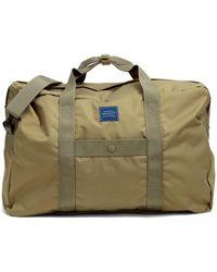 GANT Polyester Travel Bag - Natural