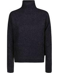 Pinko 1g16cgy7ckz99 andere materialien sweater - Schwarz