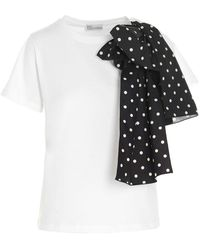 RED Valentino Other Materials T-shirt - White