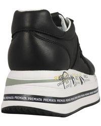 Premiata Shoes For Women - Black
