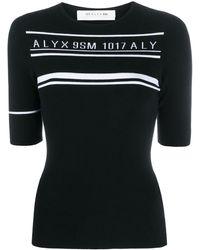 1017 ALYX 9SM - T-Shirt mit Logo-Print - Lyst