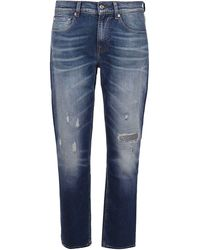 7 For All Mankind BAUMWOLLE JEANS - Blau