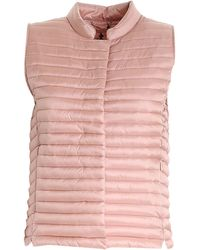 Save The Duck D87030wiris1280006 nylon weste - Pink