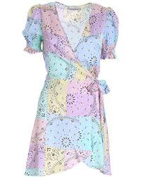 Mc2 Saint Barth Dress - Blue