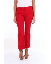 N°21 Cotton Jeans - Red