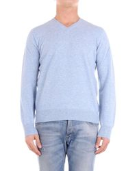 Cruciani Cashmere Sweater - Blue