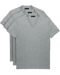 Prada Cotton T-shirt - Gray