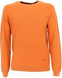 AT.P.CO M300360 WOLLE SWEATER - Orange
