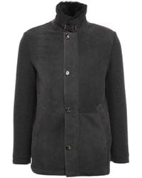 Gimo's ANDERE MATERIALIEN JACKE - Braun