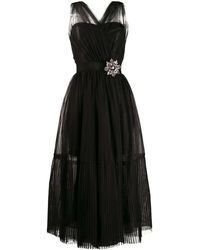 Pinko - Ärmelloses Kleid - Lyst