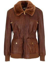 Chloé Jacket - Brown