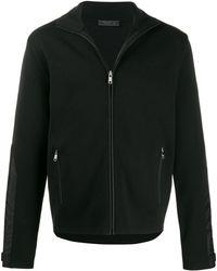 Prada Wool Cardigan - Black