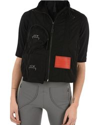 A_COLD_WALL* Polyester Vest - Black